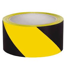 Hazard Tape - 50mm x 33metre