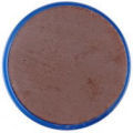 Snazaroo Classic Face Paint - Dark Brown